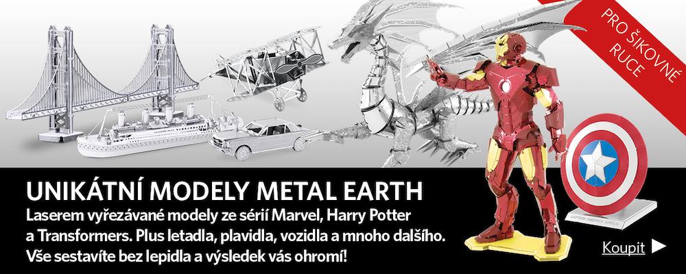 Metal marvel